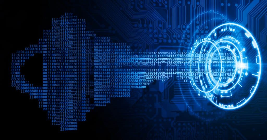 What is assymetric encryption