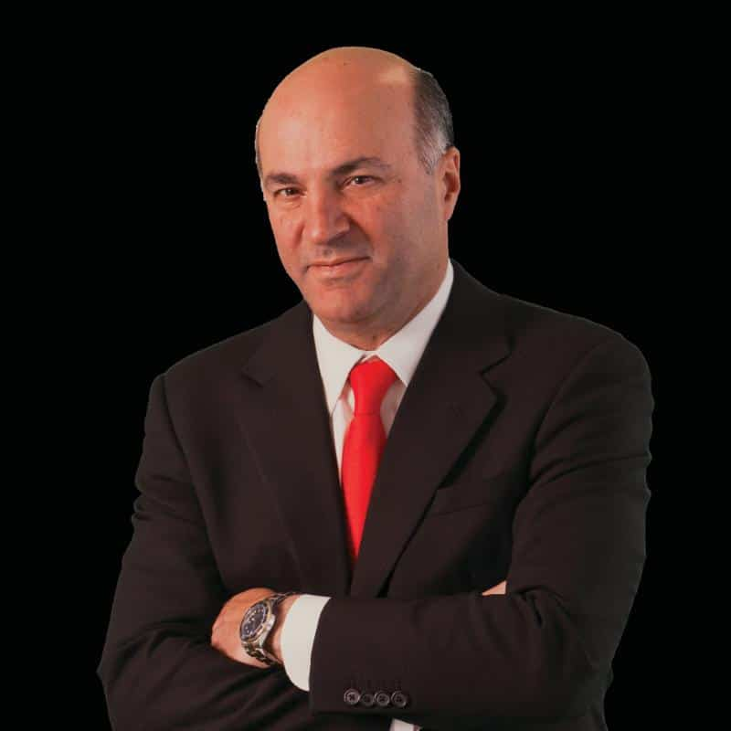Kevin O'Leary wants to double his cryptocurrency holdings to 7%