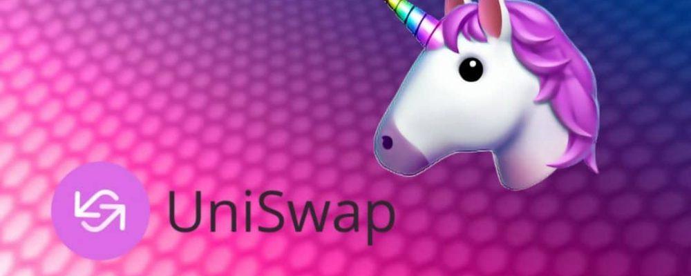 What is Uniswap cryptocurrency exchange