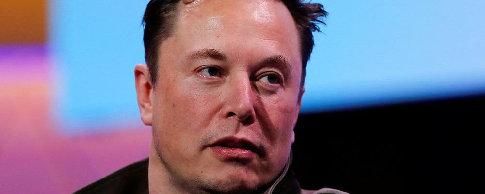 Anonymous hits at Elon Musk cryptocurrency bitcoin